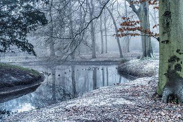 wintersfeer van C mansveld