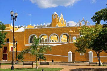 Het goudgele klooster von Antwan Janssen