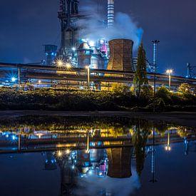 Stahlindustrie von Jens Herre