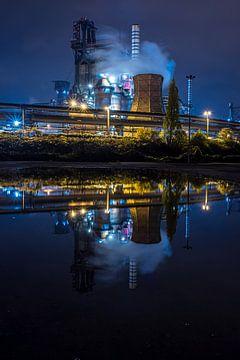 industrie sidérurgique sur Jens Herre