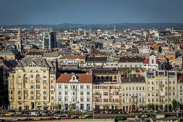Budapest Skyline sur Julian Buijzen
