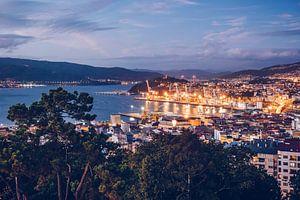 Vigo (Galicië, Spanje) van Alexander Voss