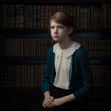 De bibliotecaresse van Carine Belzon