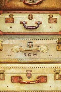 Les anciennes valises sur Martin Bergsma