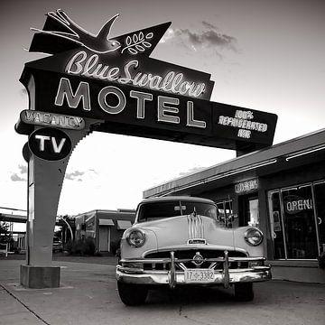 Blue Swallow Motel von Angelique Faber