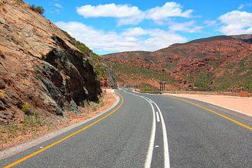 """""""Bergstraßen im Inneren Südafrikas"""". von Capture the Moment 010"""