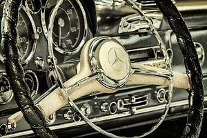 De Mercedes-Benz 190 SL Pagode