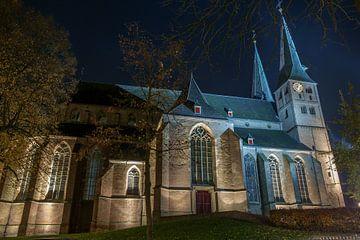 Deventer Bergkerk van Han Kedde