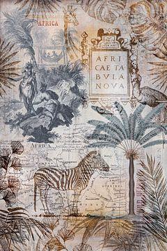 Nostalgische reis naar Afrika van Andrea Haase