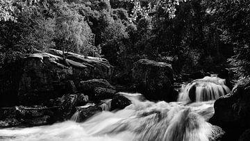 Wasserfall von Bernd Döbel