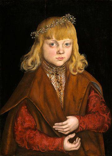 Ein Prinz von Sachsen, Lucas Cranach der Ältere