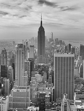 L'horizon de New York