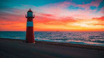 Westkapelle Lighthouse van Andy Troy