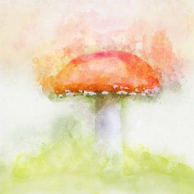 Natuur 1 van Silvia Creemers