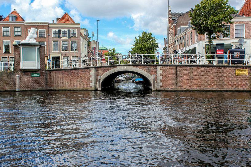 De Hollandse gracht van Erik Koks