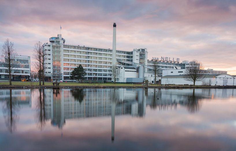 Van Nelle fabriek Rotterdam van Ilya Korzelius