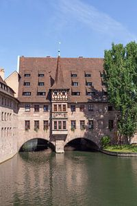 Heilig-Geist-Spital an der Pegnitz, Altstadt, Nürnberg