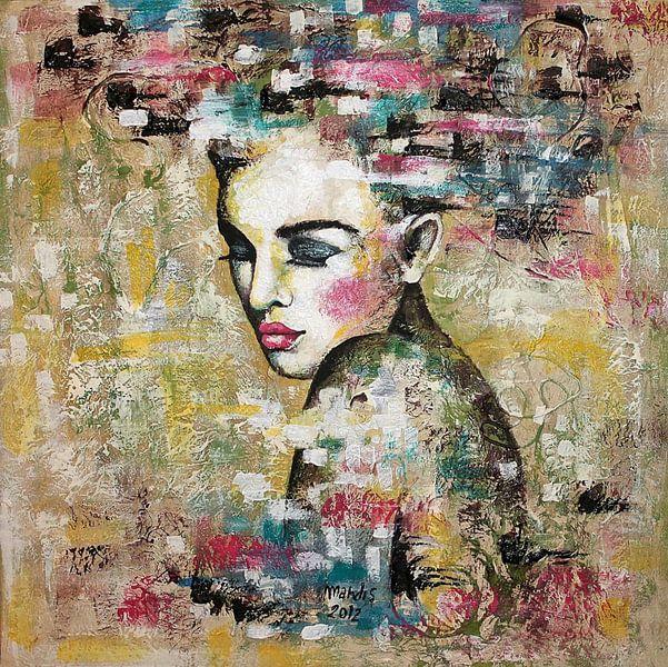 """""""Chiudo gli occhi e penso a Te"""" von Marcella Mandis"""