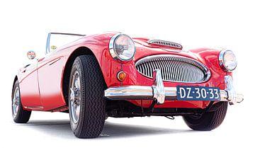 AUSTIN-HEALEY 3000 1961 sur marco de Jonge