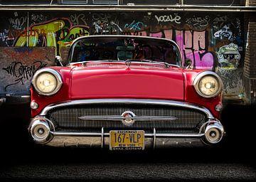 BUICK 66 c century convertible van marco de Jonge