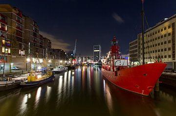Rotterdam, Wijnhaven van Guido Akster