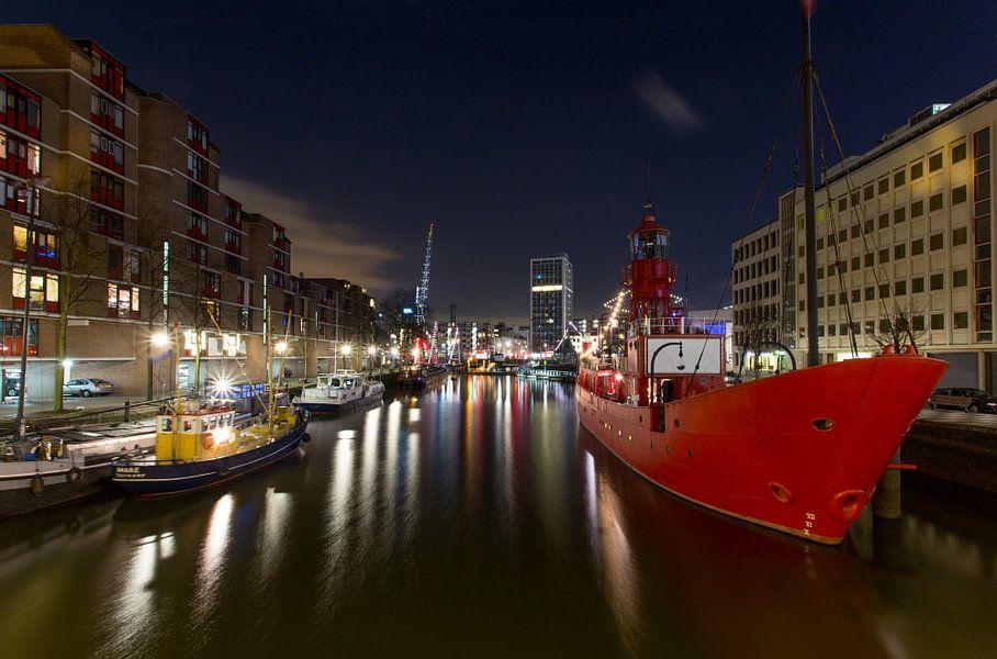 Rotterdam, Wijnhaven
