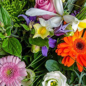 Bloemen van Hans Levendig