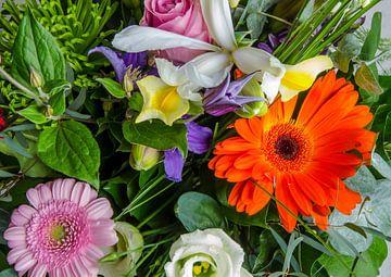 Des Fleurs sur Hans Levendig