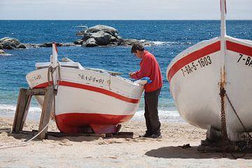Fishing von Marcel van den Hoven