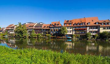 Klein Venetië, Bamberg, Duitsland van Adelheid Smitt