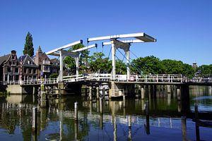 De Lange Vechtbrug, Weesp. van