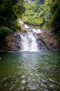 Waterval Thailand van Lindy Schenk-Smit