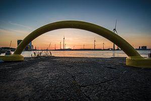 Haven Antwerpen van Sophie Wils
