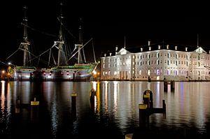 VOC Amsterdam en scheepvaartmuseum