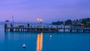 Sirmione sur le lac de Garde sur Henk Meijer Photography