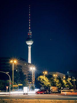 Berlin – Karl-Marx-Allee von Alexander Voss
