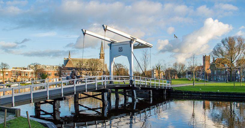 Leidsche brug van Richard Steenvoorden