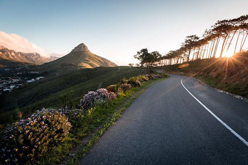 Signal Hill, Cape Town, South Africa van Mark Wijsman