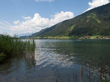 Weissensee, Oostenrijk van Rinke Velds