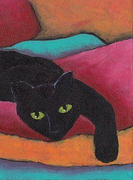 BlackCat von Lucienne van Leijen