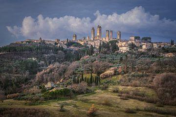 San Gimignano von Teun Ruijters