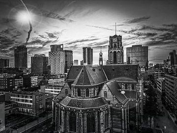 Laurenskerk Rotterdam von Rene van Heerdt