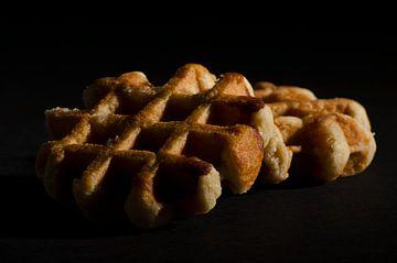 Packshot suikerwafel van Ohana