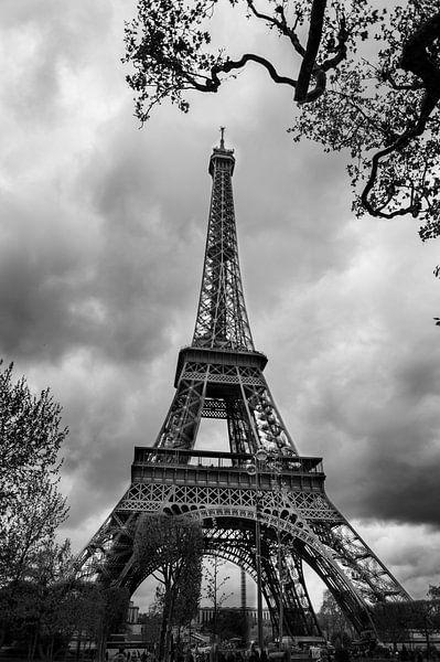Parijs Eifeltoren van Marry Fermont