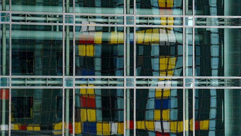 Mondriaan van Margaretha Gerritsen