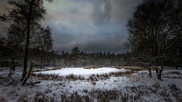 Winter op de Renderklippen von Jenco van Zalk