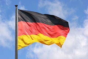 Duitsland vlag van Achim Prill