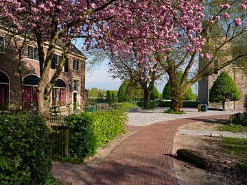 Lente bij Slot Assumburg van Paul Beentjes