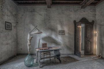 Bureau shadows sur Hettie Planckaert