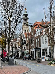 Lange Jan aus Segeersstraat von Eric Janse